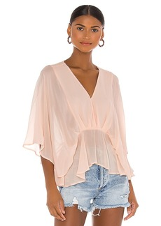 Young Fabulous & Broke Young, Fabulous & Broke x REVOLVE Mallory Blouse