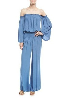 Young Fabulous & Broke Young Fabulous and Broke Estelle Off-The-Shoulder Jumpsuit