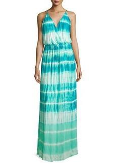 Young Fabulous & Broke Young Fabulous and Broke Nala Sleeveless Tie-Dye Maxi Dress
