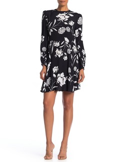 Yumi Kim Meant to Be Floral Long Sleeve Dress