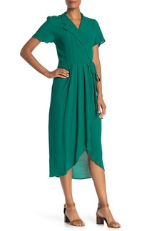 Yumi Kim Meet & Greet Wrap Midi Dress