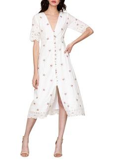 Yumi Kim Provence Floral Midi Dress