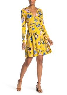 Yumi Kim Running In Circles Wrap Dress