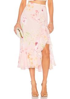 Yumi Kim Waterfall Skirt