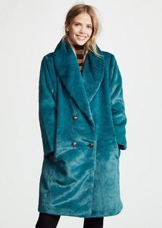 Yumi Kim Aspen Faux Fur Coat