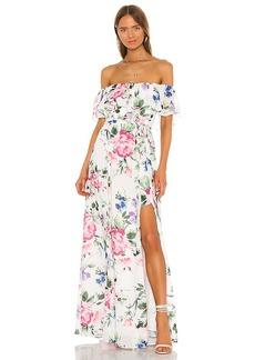 Yumi Kim Carmen Maxi Dress