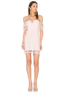 Yumi Kim Melody Dress in Blush. - size L (also in M,S)