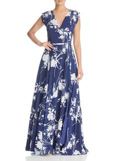 Yumi Kim Sashay Away Wrap Maxi Dress