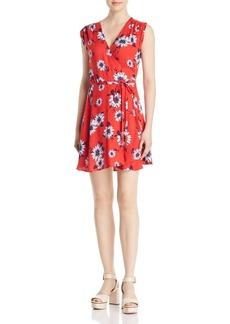 Yumi Kim Soho Mixer Floral Wrap Dress