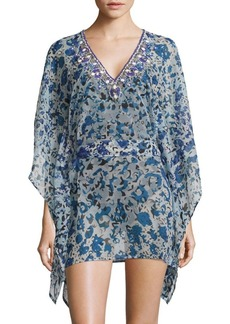 Yumi Kim Sunset Key Printed Cover-Up