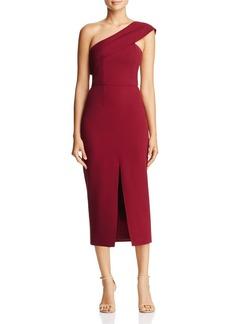 Yumi Kim That Jazz One Shoulder Midi Dress