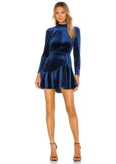 Yumi Kim Velvet Shannon Dress