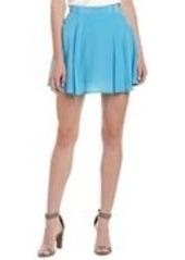 Yumi Kim YUMI KIM Cara Silk A-Line Skirt