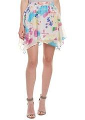 Yumi Kim YUMI KIM Justine Silk A-Line Skirt
