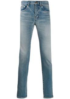 Yves Saint Laurent 5 pocket skinny-fit jeans