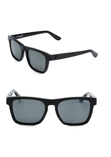 Yves Saint Laurent 53MM Square Sunglasses