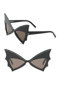 Yves Saint Laurent 54MM Jerry Bat Sunglasses