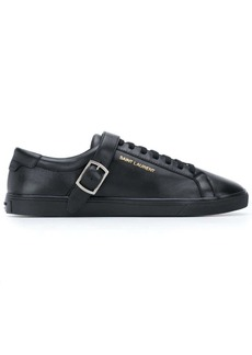 Yves Saint Laurent Andy buckled sneakers