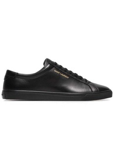 Yves Saint Laurent Andy leather low-top sneakers