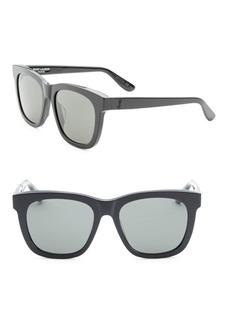 Yves Saint Laurent Avana 55MM Square Sunglasses
