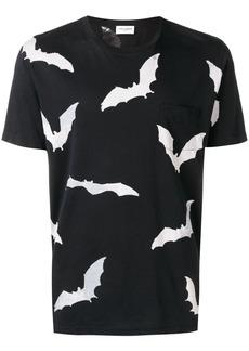Yves Saint Laurent bat print T-shirt