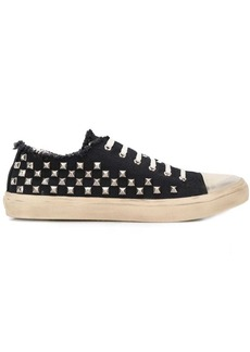 Yves Saint Laurent Bedford studded sneakers