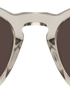 Yves Saint Laurent Beige SL 360 Sunglasses
