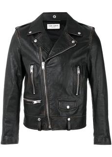 Yves Saint Laurent biker jacket