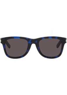 Yves Saint Laurent Black & Blue SL 51 Sunglasses
