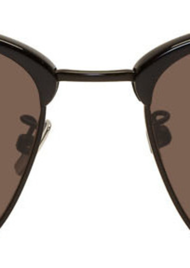 Yves Saint Laurent Black SL 326/K Sunglasses