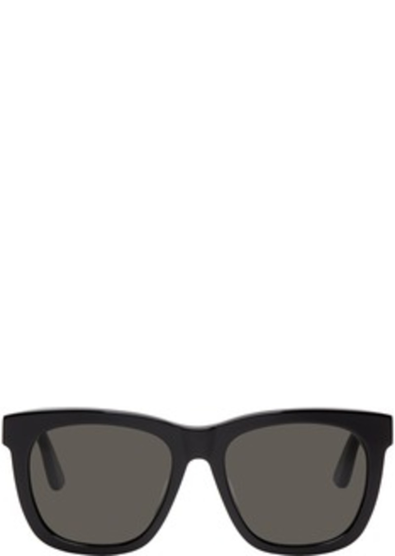 Yves Saint Laurent Black SL M24 Sunglasses