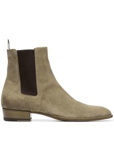 Yves Saint Laurent Chelsea boots