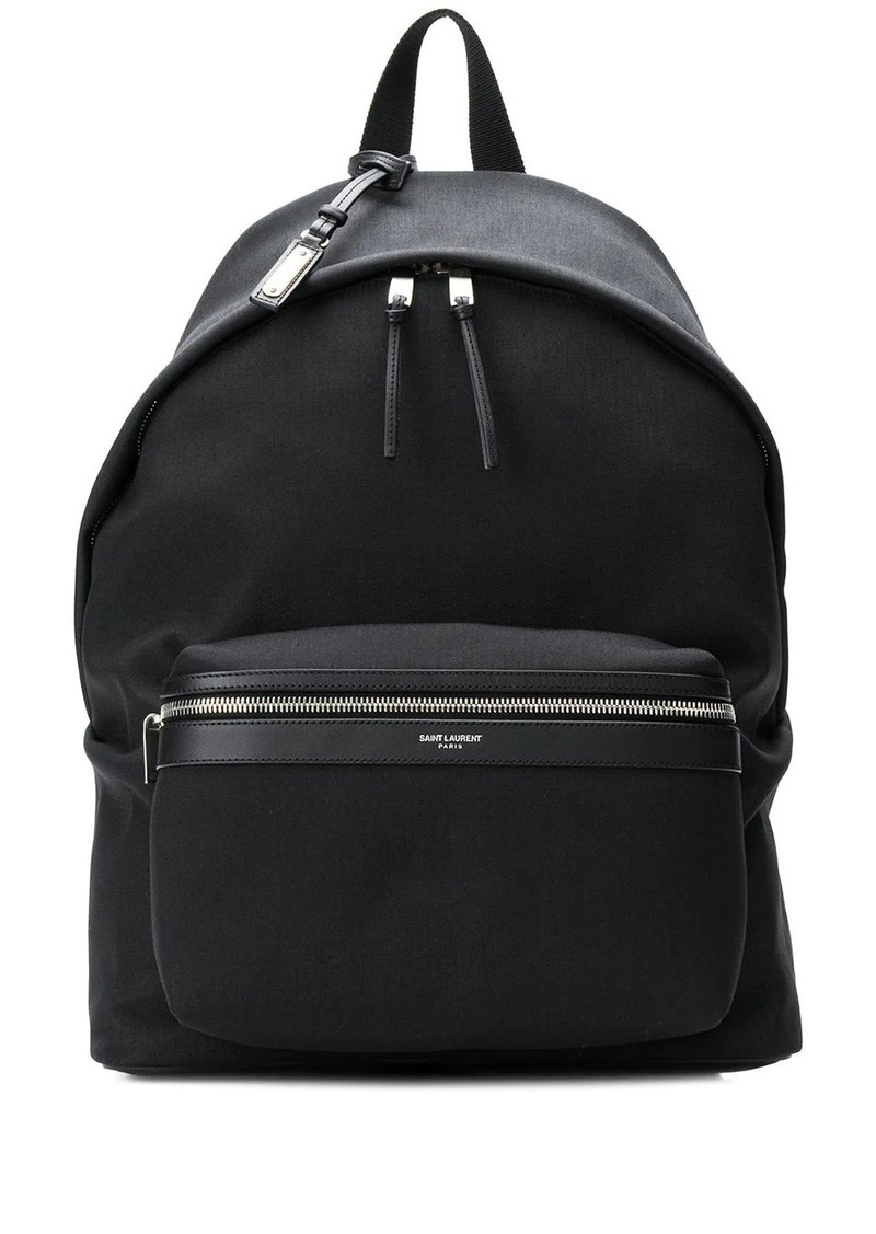 Yves Saint Laurent City backpack