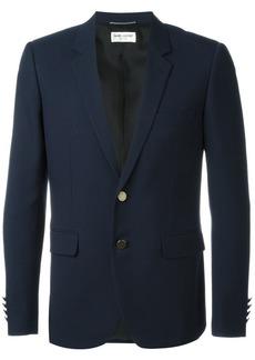 Yves Saint Laurent classic buttoned blazer