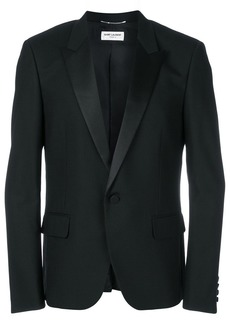 Yves Saint Laurent classic fitted blazer
