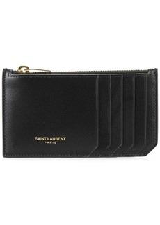 Yves Saint Laurent Classic Fragments zip pouch