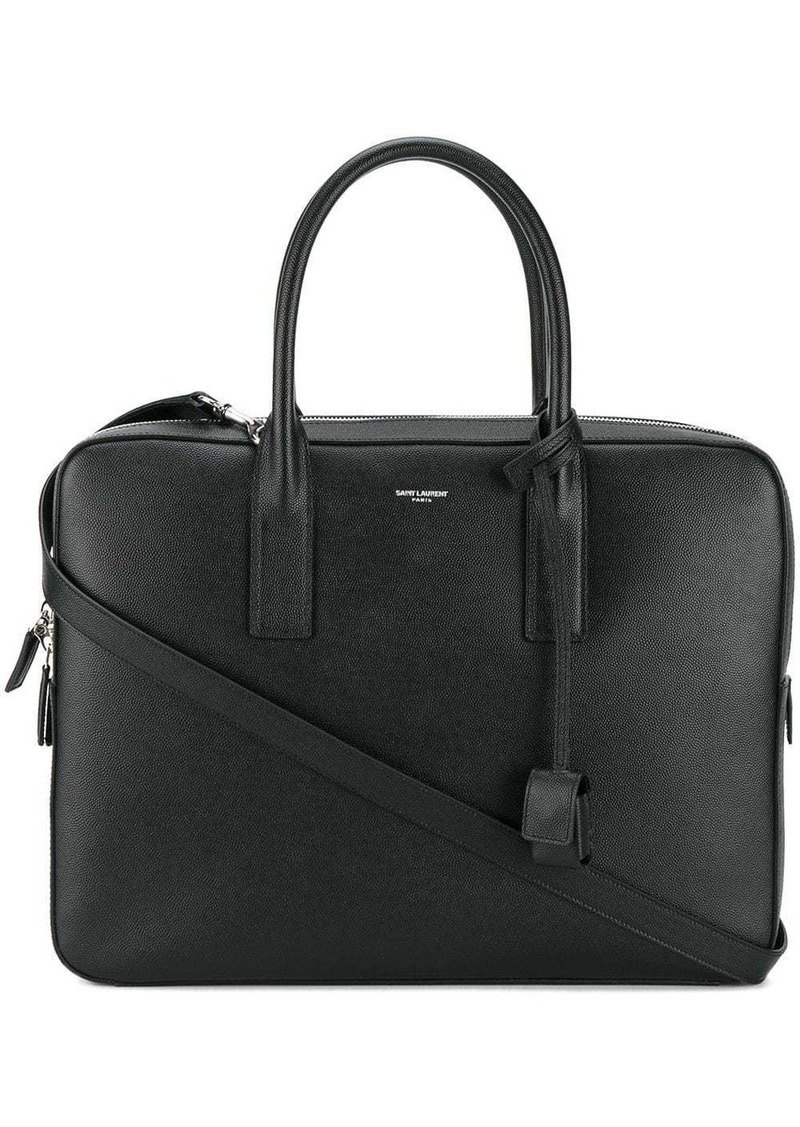 Yves Saint Laurent small Museum briefcase