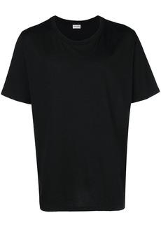 Yves Saint Laurent signature-print T-shirt