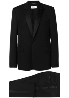 Yves Saint Laurent peak lapels tuxedo