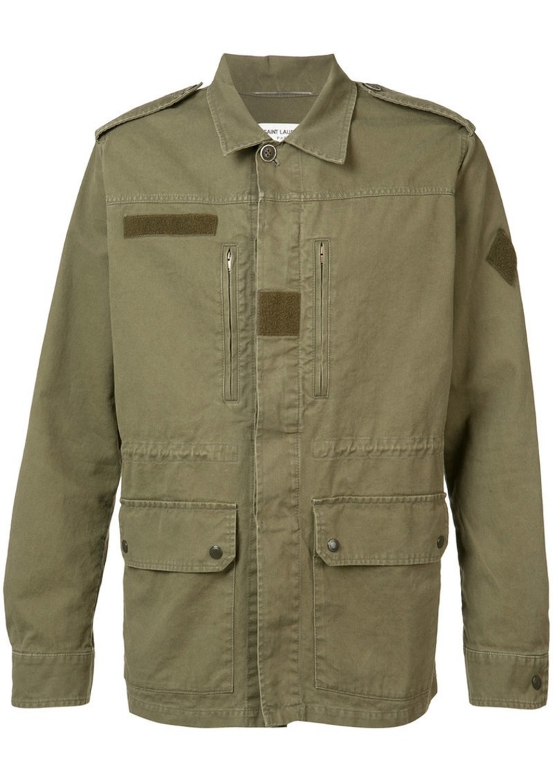 a5d87534be collared military jacket