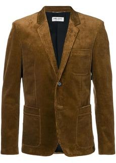Yves Saint Laurent corduroy blazer