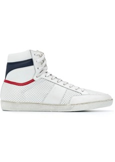 Yves Saint Laurent Court classic hi-top sneakers