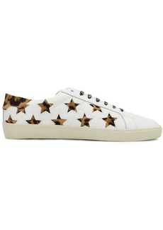 Yves Saint Laurent Court Classic LS/06 stars sneakers