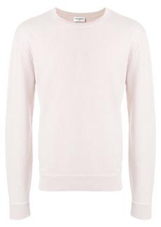 Yves Saint Laurent crew neck sweater