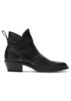 Yves Saint Laurent Dakota 50 Stud boots