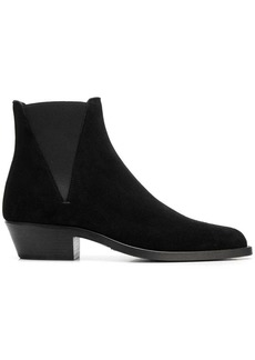 Yves Saint Laurent Dakota chelsea boots