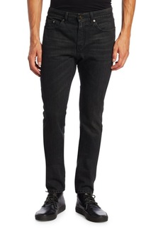 Yves Saint Laurent Dark Slim-Fit Jeans