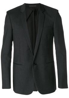 Yves Saint Laurent deep v-neck tailored blazer
