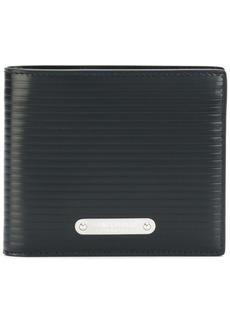 Yves Saint Laurent embossed billfold wallet