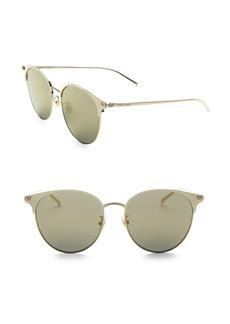 Yves Saint Laurent Engraved Logo Sunglasses